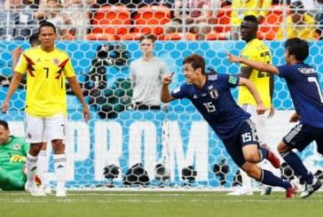 Pala Kolumbija: Japan uzeo tri boda