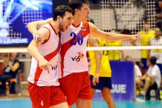 Svjetska liga u odbojci: Srbija među šest najboljih
