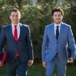 Bečić i Abazović: Na konsultacije kod Hana