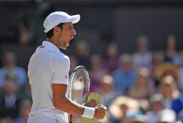 Šampion se vratio: Novak pokorio Vimbldon!
