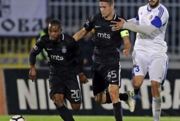 Partizan ponovo slavio protiv Rudara: Rutinski do sledećeg kola