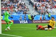 Beskrvna Engleska: Belgija lako do trećeg mjesta