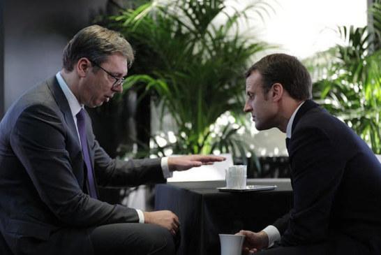 Vučić sjutra u Parizu: Sa Makronom o Kosovu, bilaterali i investicijama