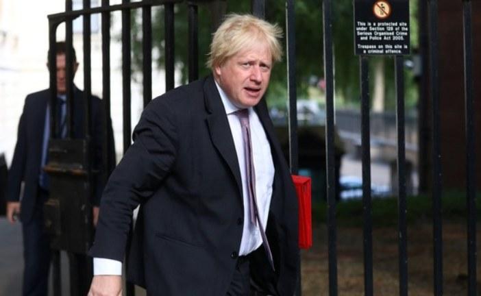 Šok u Britaniji: Boris Džonson podnio ostavku!