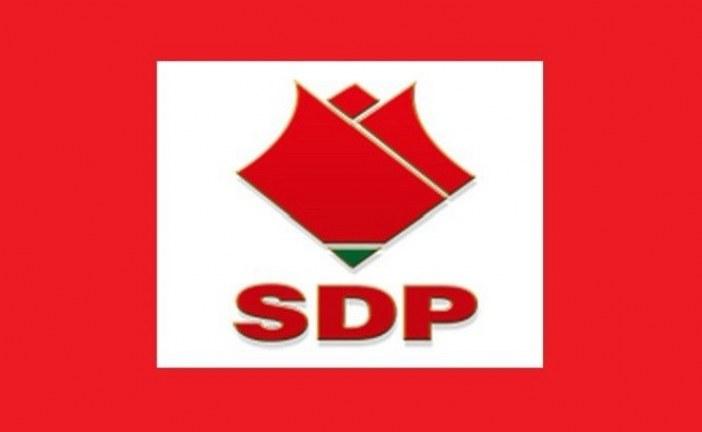SDP dostavio predloge opoziciji i organizatorima protesta