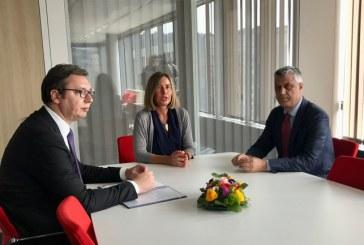 Vučić i Tači sjutra u Briselu o sporazumu o normalizaciji