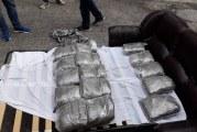 U namještaju prevozio 47 kilograma marihuane