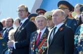 Stiže u Beograd: Pred Putinom 100 tenkova i nove rakete