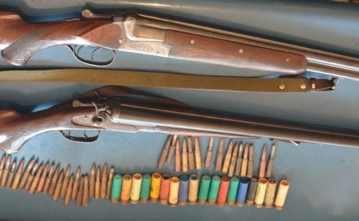 Berane: Oduzeto oružje i municija u ilegalnom posjedu