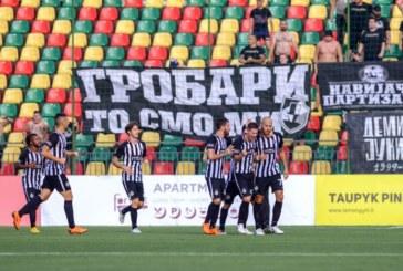 Crno-beli preskočili Litvaniju: Katastrofalna igra ne sluti na dobro