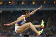 Ivana Španović u finalu