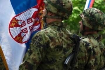 Vojska Srbije podigla borbenu gotovost