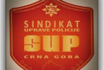 Sindikat Uprave policije ne podržava najavljene proteste