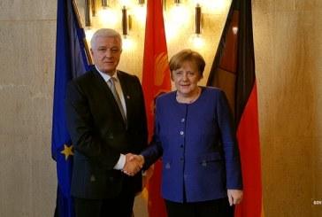 Na poziv Angele Merkel: Duško Marković ide u Berlin