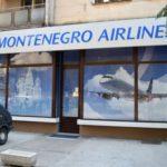Opljačkana poslovnica Montenegroerlajnza