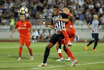 Bešiktaš bliži Ligi Evrope: Partizan se nada čudu u Istanbulu
