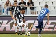 Mladost uzela bod: Nikad gori Partizan tone sve dublje