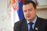 Dačić: Srbija nikad neće uvesti sankcije Rusiji