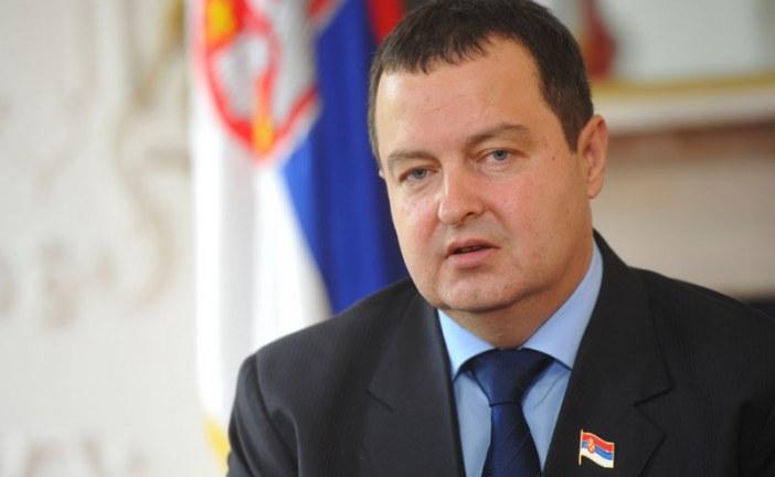 Dačić: Podgorica da izbjegava stvari koje ugrožavaju prava Srba u Crnoj Gori