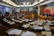 Opozicija ne prisustvuje sjednici parlamenta