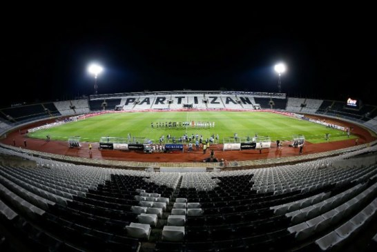 Partizan ide na Bešiktaš!
