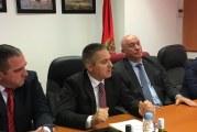 Veljović i Katnić: Nadjačaćemo organizovani kriminal