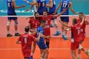 Razbijena Italija: Srbija igra atomsku odbojku!