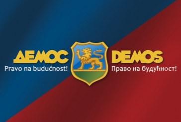 Radna grupa o izborima: Demosu prihvatljivo učešće NVO sektora