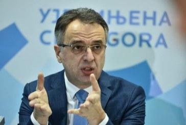Danilović: Crnoj Gori više nego ikada potrebna Vlada državnog jedinstva