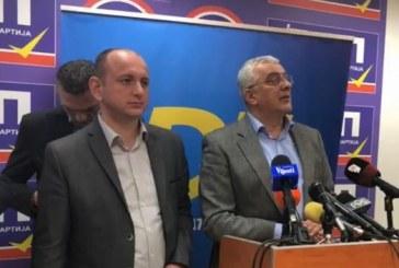 Mandić i Knežević sa delegacijom srpske Skupštine: Srbi u sve težem položaju u Crnoj Gori
