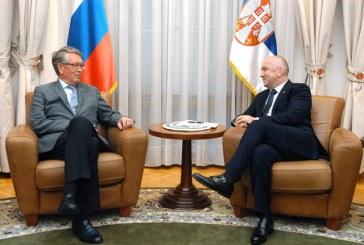 Nenad Popović: Vratićemo pitanje Kosova u Savet bezbjednosti