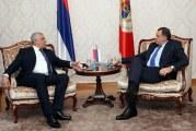 Susret Mandića i Dodika: Sloboda srpskog naroda zajednički cilj
