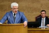 Mučne scene na sjednici Predsjedništva DPS-a: Marković ponizio Gvozdenovića i prstom mu pokazao ko je gazda!