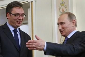 Vučić s Putinom početkom oktobra