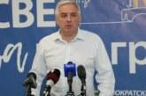"""Vučurović (DF) o """"državnom udaru"""": Većina opozicije se solidarisala sa režimom"""