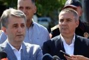 Nuhodžić i Veljović: Policija dokazala da je luka sigurnosti i spokoja naše djece
