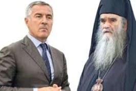 Amfilohije: Đukanović postao igračka Zapada, američke imperije i NATO