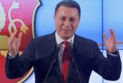 Gruevskom potvrđena dvogodišnja zatvorska kazna