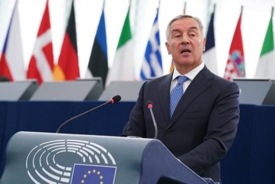 Đukanović tvrdi da nije evroskeptik