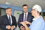 Uprava policije: Veljović i Pavićević posjetili povrijeđenu djevojčicu