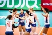 Odbojkašice uhvatile ritam: Srbija oduvala Japan