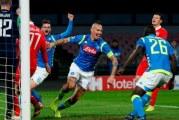 Napoli pobijedio Zvezdu: Malo je jedan Marin za elitu