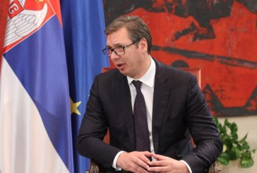 Vučić: Uspjeh male, prkosne i ponosne zemlje