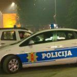 Pojačano prisustvo policije u Podgorici: Policijska vozila na svim izlazima iz grada!