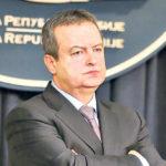 Dačić: Još jedna zemlja povlači odluku o priznanju Kosova