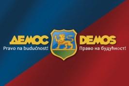 Demos: Gruevski dokaz da je Crna Gora upletena u svaku aferu u regionu