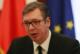 Vučić: Mogerini nije odgovorna za prekid dijaloga Beograda i Prištine