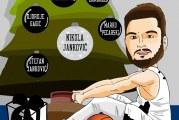 Partizan doveo centra: Potpisao Nikola Janković!