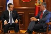 Odnosi dvije države sve gori: Dačić se neće pojaviti na sastanku u Podgorici!
