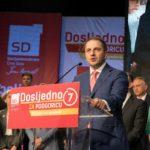 Scenario dijela DPS-a: Pumpaju rejting Šehovića da disciplinuju Brajovića!